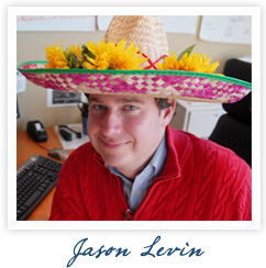 Jason Levin - Chief Gringo